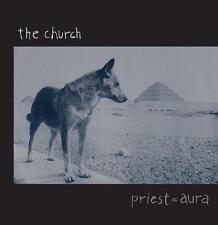 The Church Priest = Aura 180gm 2x Vinyl LP Record rare epic 1992 album! rock NEW