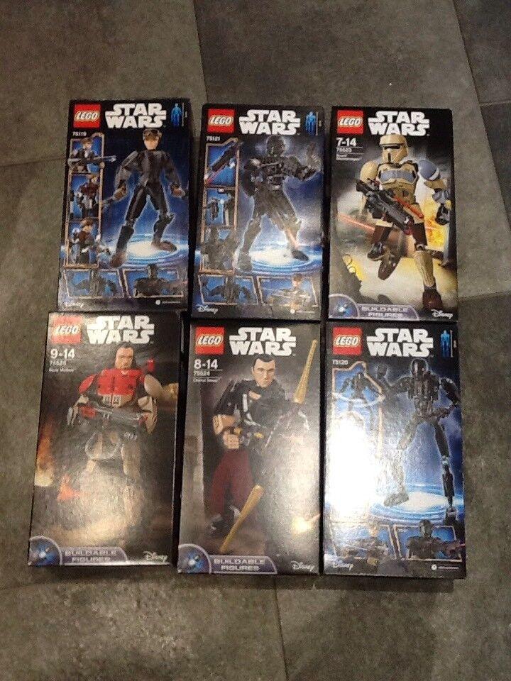 LEGO estrella guerras 75119  20 21 23 24 25  alta qualità generale