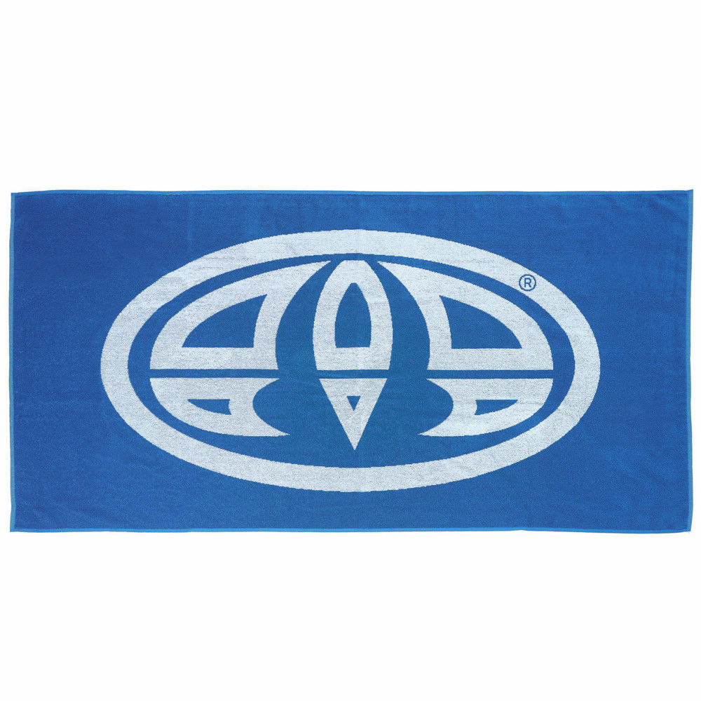 Brand New Animal Flynn Beach Towel Holiday In Snorkel bluee
