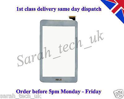 Nuovo Asus Memo Pad 7 Me176 Me176cx Me176c Touch Screen Digitizer Glass Lens White- Acquista Sempre Bene