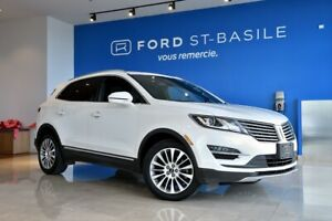 2017 Lincoln MKC RESERVE PACK+TOIT+GPS+SIEGES CHAUFF/CLIM! RESERVE