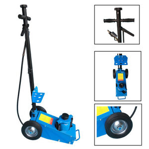 Image Is Loading Heavy Duty 22 Ton Air Hydraulic Floor Jack