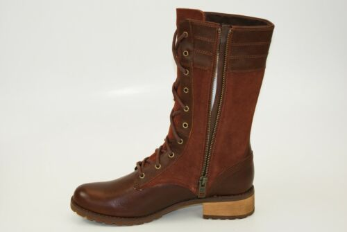 Bethel Boots Donna Metà Lacci A11gk Laterale Stivali Timberland Zip Heights Coi fqngxdPwC