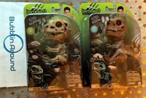 Glow Of Gloom >> Fingerlings Trex Boneheads Gloom And Doom Glow In The Dark Untamed