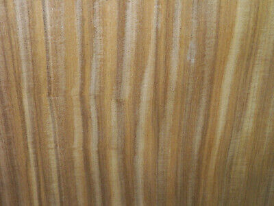 Anigre Raw Wood Veneer Sheets 9.5 x 42 inches 1//42nd thick  7719-3