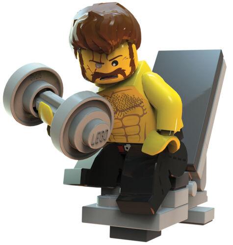 Lego Cidade Secreta personagens pessoas da cidade Papel Fotográfico Adesivo De Parede decalques de parede