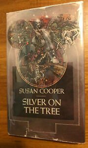 "1977 1st Edition/Printing ""SILVER ON THE TREE"" by Susan Cooper"