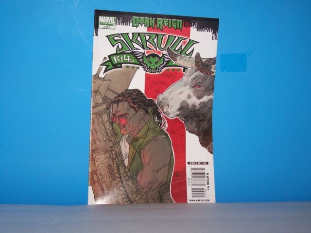 MARVEL COMICS  SKRULL KILL KREW  NO. 2 OF 5   JULY 2009