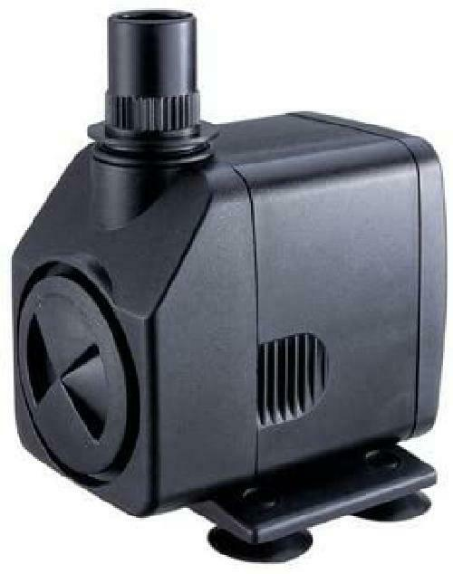 Jebao Fountain Pump Accessories Submersible Fountain Water Features Outdoor NEW