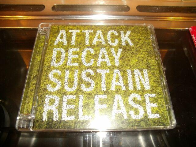 SIMIAN MOBILE DISCO - ATTACK DECAY SUSTAIN RELEASE      2 x CD Album     (2007)