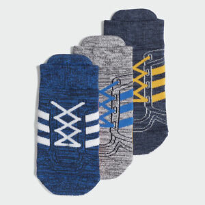 adidas-Socks-3-Pairs-Kids-039-Socks