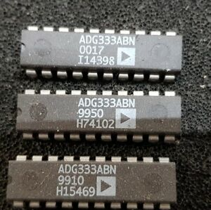 Analog Devices ADG333ABN Lot of 3 pieces. - Rathdowney, Ireland - We want you to be 100 happy with your purchase so we have a comprehensive refunds and returns policy which supplements your rights under the Distance Selling Regulations and the Sale of Goods Act 1979 Details are in the listing Pleas - Rathdowney, Ireland