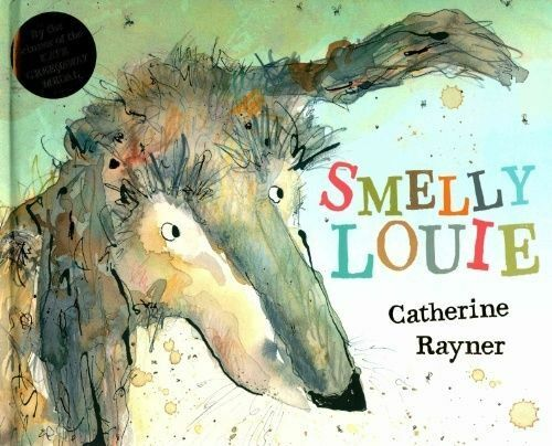 1 of 1 - Smelly Louie-ExLibrary