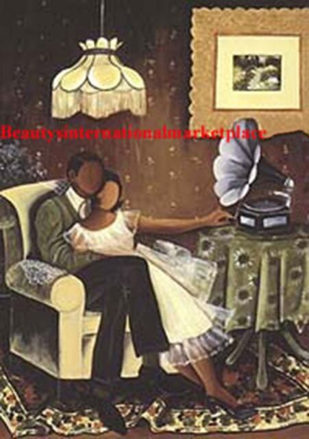 Annie Lee Art Print Love Song Wedding/African American Liquidation Sale