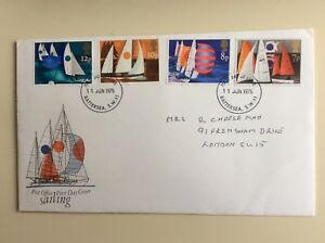Post-Office-First-Day-Cover-Sailing-1975