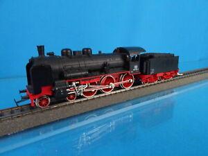 Marklin-3099-DRG-Locomotive-with-Tender-Br-38-Black-38-382-8-DELTA