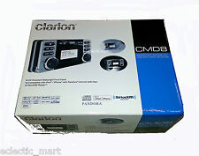 CLARION CMD8 WATERTIGHT MARINE CD/MP3/WMA/IPOD/IPHONE/PANDORA/USB RECEIVER