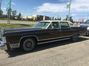 1978 Lincoln Continental MINT!! $5750