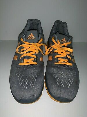 Men's Adidas ClimaChill Gray/Orange Athletic Shoes Size 13-Missing Inner Sole | eBay