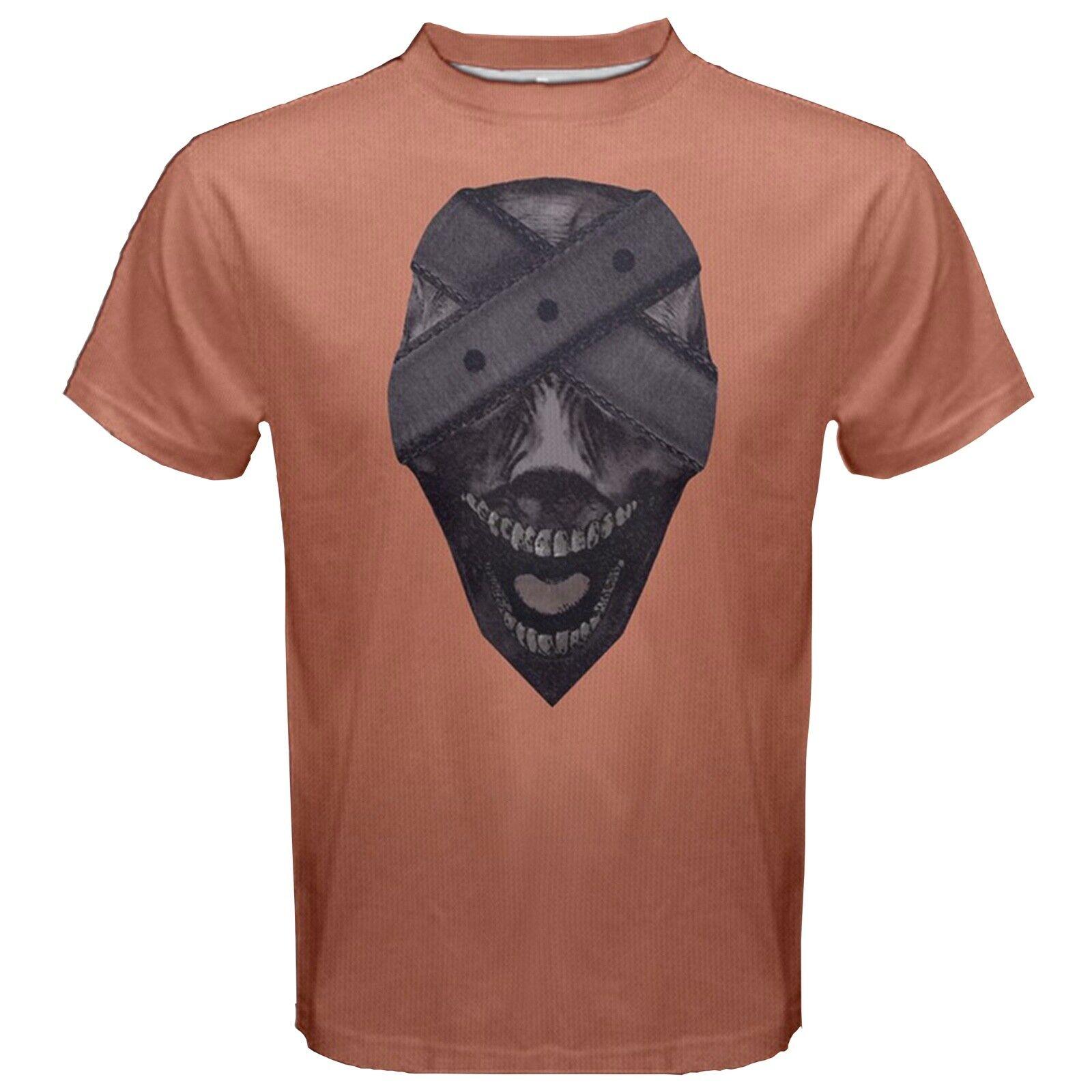 Fairy Tail Loke (Loki Locke) Casual Skull Outfit Cosplay T-Shirt