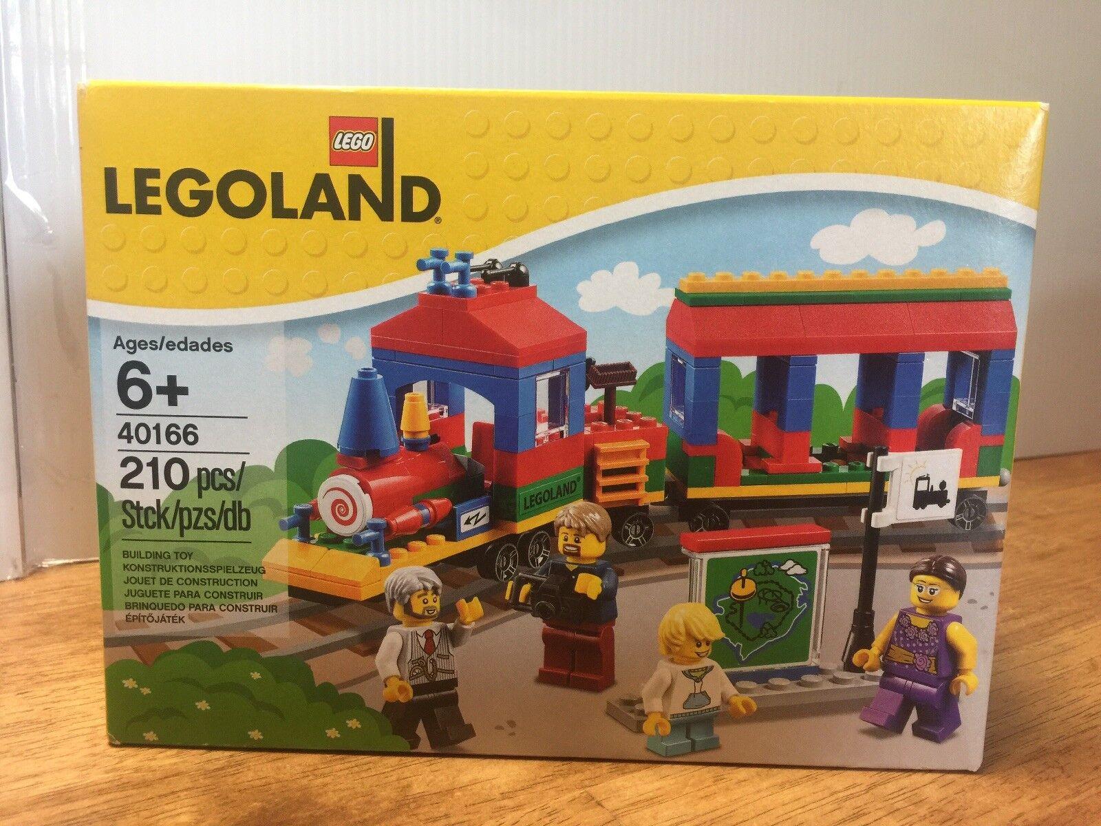 LEGO 40166 Legoland Exclusive Exclusive Exclusive Train New b0f402