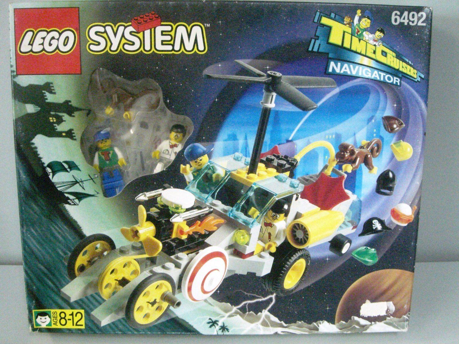 LEGO LEGO LEGO SYSTEM TIMECRUISERS 6492 NAVIGATOR  gran venta
