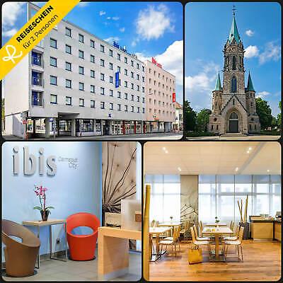 2 Tage Für 2 Personen Ibis Hotel Darmstadt City Kurzurlaub Gutschein Verschenken