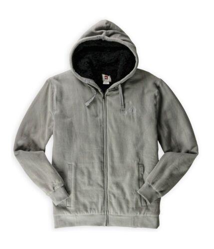 Quiksilver Mens Kadam Sherpa Hoodie Sweatshirt