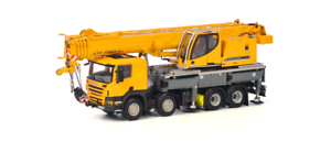 ofrecemos varias marcas famosas WSI 04-1169 escala 1 50 grúa móvil Liebherr Liebherr Liebherr LTF 1060  envío gratis