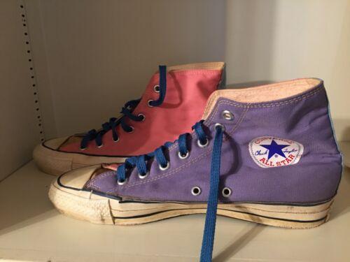 Converse All Star Chuck Taylor, hi tops, vintage,