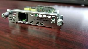 Cisco-HWIC-2SHDSL-Symmetric-High-Bit-Rate-DSL-High-Speed-WAN-Card