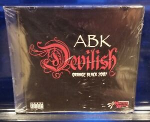 Anybody-Killa-Devilish-CD-SEALED-ABK-halloween-insane-clown-posse-twiztid-icp