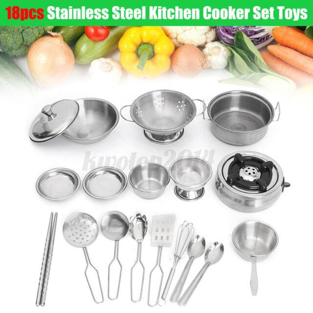 Steel Kitchen Set Toy Online Cheap Toys Kids Toys