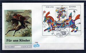 Alemania / Germany / Sobre  Primer Día - FDC año 1996