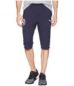 ecf109c4a857 NWT PUMA MLS Chivas 3 4 Training Zip Pants with Two Side Pockets SZ ...
