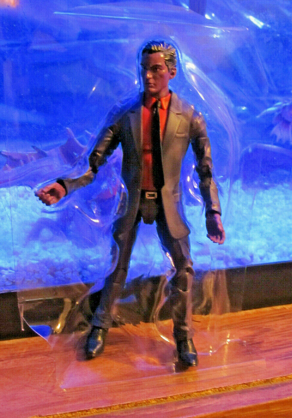 Marvel Legends 2016 PURPLE MAN FIGURE Loose 6  SDCC Raft Set Comic-Con Kilgrave