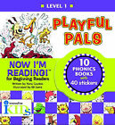 Now Im Reading: Playful Pals by Ik (Hardback, 2001)