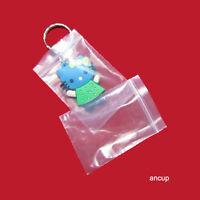 "200 New Ziplock Plastic Zipper Clear Bags 1.5"" X 2"" package gift small AAA"