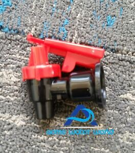 Red-Safety-Lock-Water-Cooler-Faucet-Spigot-Dispenser-Valve-Sunbeam-Tomlinson
