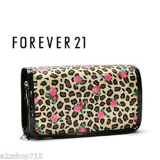 Forever 21 three folds cosmetic bag travel organizer