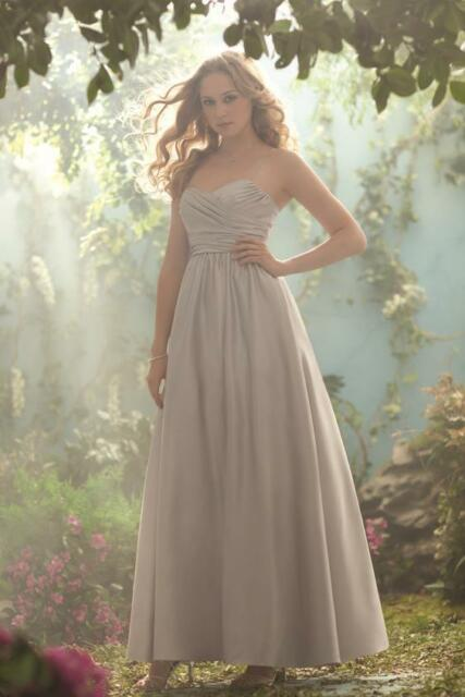 Fairy Tale Alfred Angelo Disney Royal Maidens Moonlight Waltz Gray ...