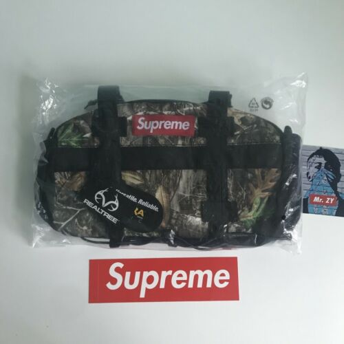 Supreme FW19 Waist Bag Authentic BOX LOGO BACKPACK SHOULDER DUFFLE MESSENGER DS