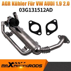03G131512AD-AGR-Kuehler-Abgasrueckfuehrung-Reglerklappe-Fuer-Audi-VW-Golf-V-Seat-1-9