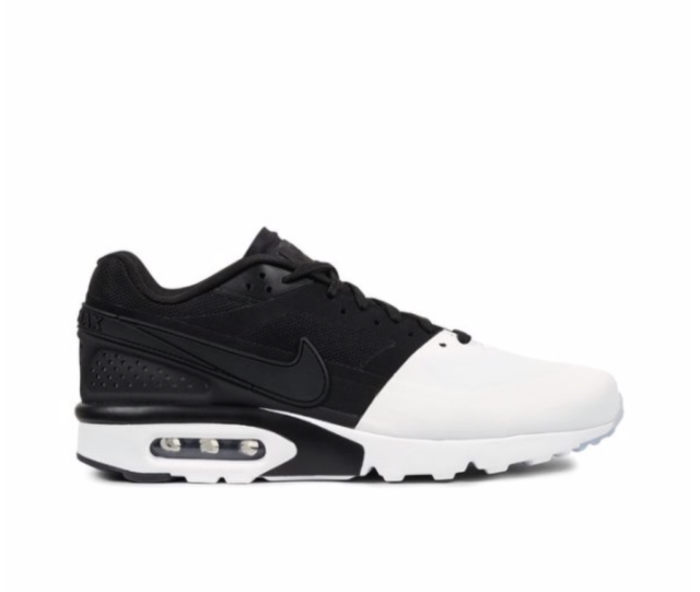 MEN'S NIKE AIR MAX BW ULTRA SE 844967 101 WHITE BLACK BLACK SZ 7 13 DS OREO AM