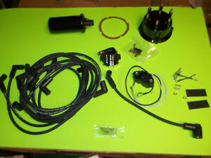 Mercruiser Thunderbolt V6 Ignition Sensor Tune Up Cap Rotor Plug