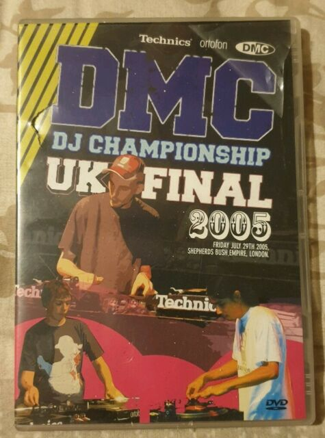 Technics - World DJ Championship: UK Final - 2005 [DVD]