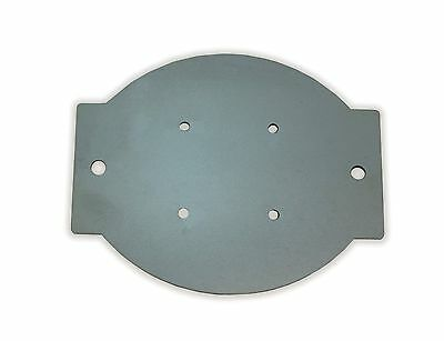 PMA PMG turbine mounting plate