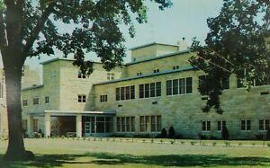 College-of-St-Catherine-St-Paul-Minnesota-Postcard-chrome-vintage