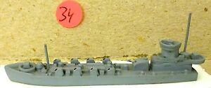 Natter-1958-Modele-de-Bateau-1-1250-34-A
