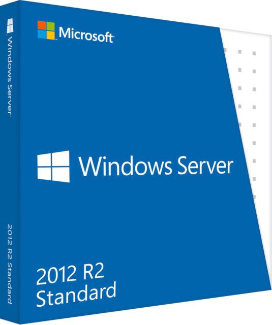 Windows Server Standard 2012 R2 64bit - FATTURATO